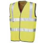 R210907 - Result•SAFETY HIGH-VIZ VEST